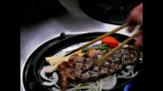天草 本渡の肉専門のレストラン ビーフヤヒロ 平成25年3月4月はステーキ...