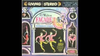 Silent Tone Record/ウォルトン:ファサード組曲,ルコック:アンゴー夫人の娘組曲/アナトール・フィストゥラーリ/LSC 2285/7クラシックLP専門店サイレント・トーン・レコード