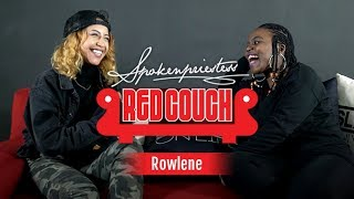 Red Couch: Rowlene On Moving To Jo'burg, Her Perspective On The Industry & #TheEvolutionOfARobot