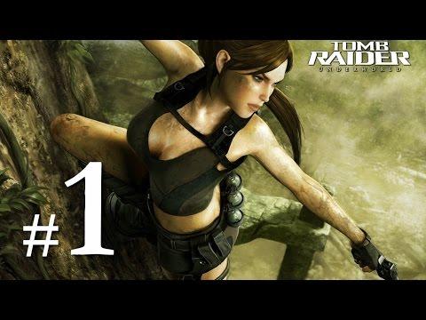 Tomb Raider: Underworld {часть 1} - Дорога в Авалон