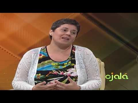 Ojalá | Cita Cultural | Jit Manuel Castillo y Nina Bruni | 15-9-17 | Canal 4RD