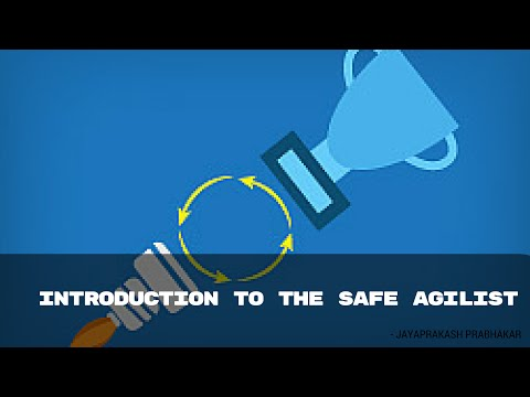 Introduction to the SAFe Agilist SA Certification   Knowledgehut Webinars