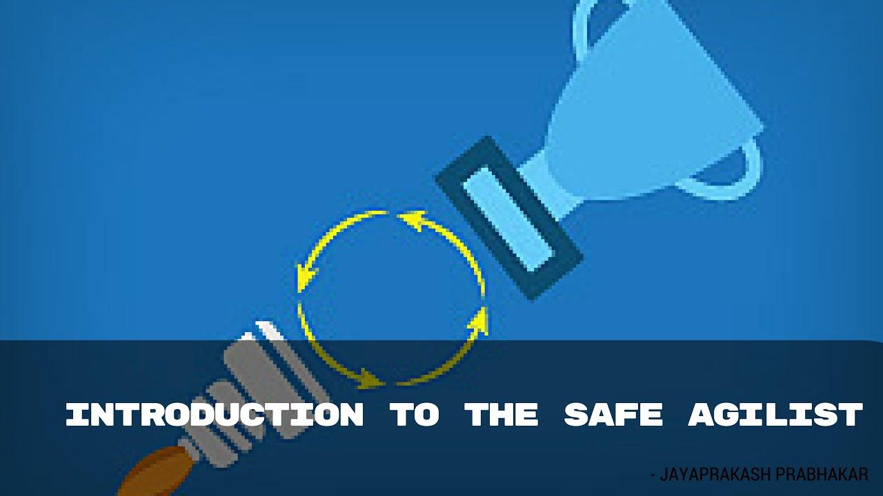 Safe Agilist Certification Agile Transformation Knowledgehut