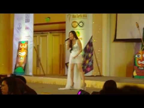 Chandelier by Sia (cover by kristel atinen) @ Miss Earth 2014