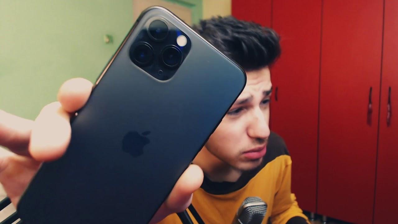 NOUL MEU IPHONE 11 PRO - UNBOXING