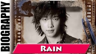 South Korean Prince Rain - Biography and Life Story