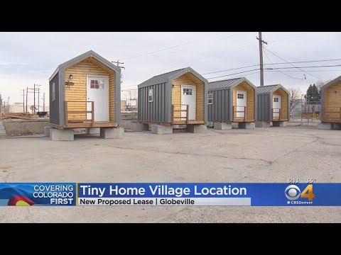 BEARDO - Tiny Home Village Could Be Setting Up A Permanent Residence