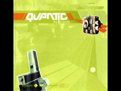 Quantic - Time Is The Enemy