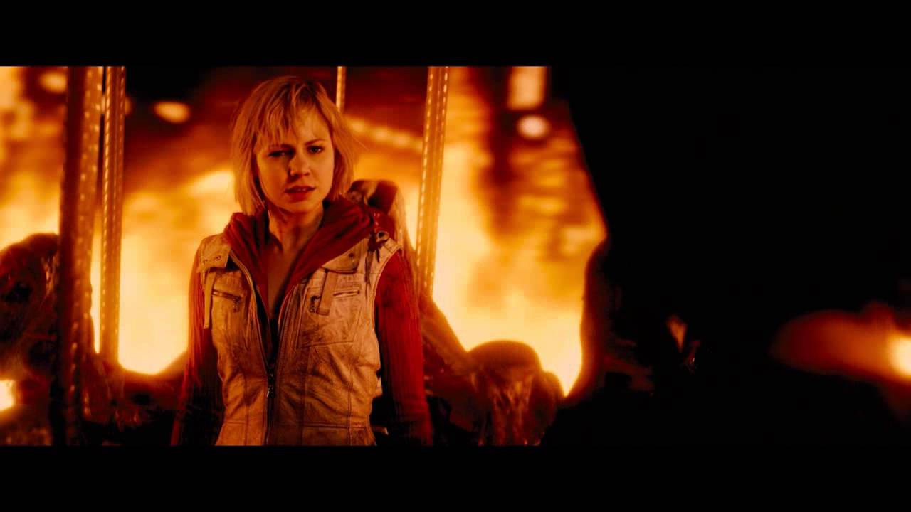 Fan Edit Silent Hill Revelation Memory Of Alessa Youtube