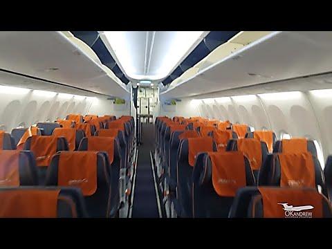 Аэрофлот Полет на Boeing 737-800 Москва-Сочи Рейс SU1138