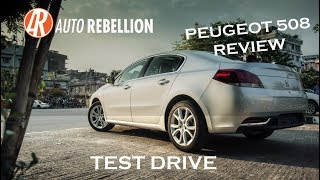 Peugeot 508 Facelift | Drive Review | AGmotors | Auto Rebellion | Bangladesh