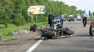 Motorcycle Crash Compilation July  2015  / motorrad crash