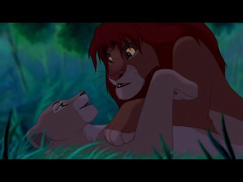 The Lion King  Can you feel the love tonight Russian version