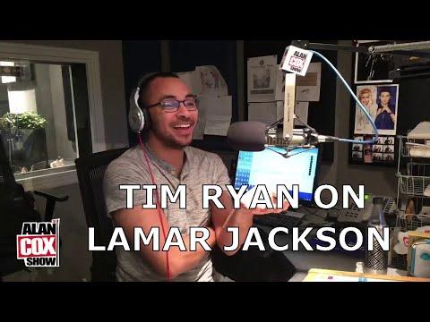 Tim Ryan On Lamar Jackson