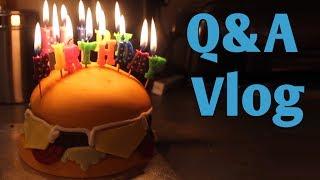 Wonderment Birthday Q&A Vlog! Season 5, Cake & More!