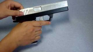 排莢アクション付ブローバック採用型連発輪ゴム銃 thumbnail