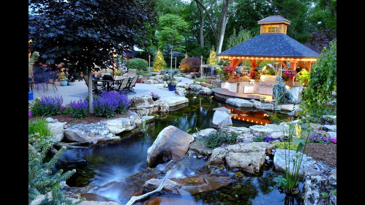 Aquascape Project Showcase   Urban Pond