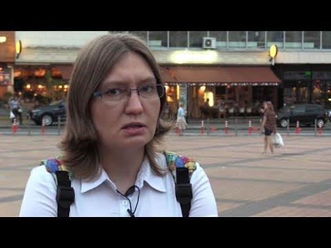 AFP: Le cinéaste ukrainien Oleg Sentsov