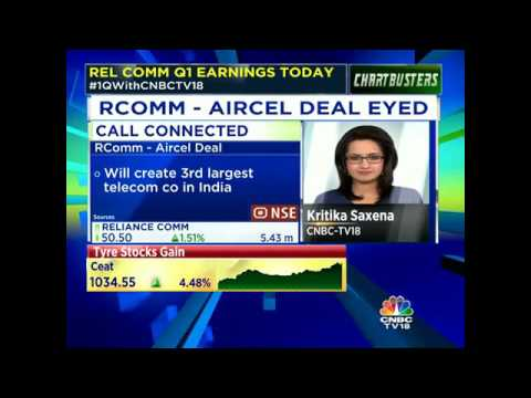 Reliance Comm-Aircel Deal On The Radar Today
