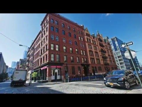 Tribeca Neighborhood Study
