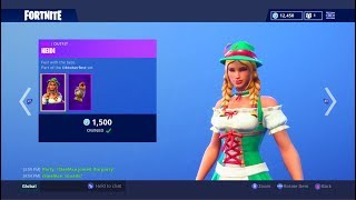 Fortnite ITEM SHOP (September 27) | *NEW* SKINS! What Are These?! | Season 6 Item Shop!