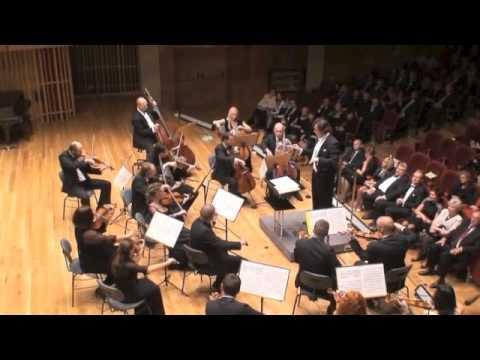 Radom Chamber Orchestra, Zoltowski / Penderecki: Sinfonietta per archi (fragm)