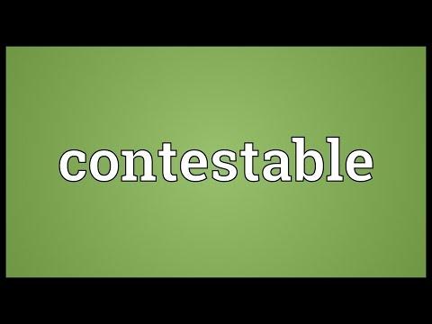 Header of contestable