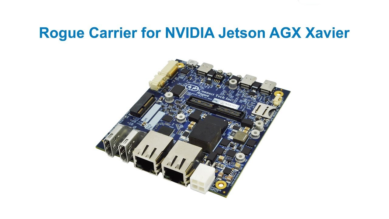 Flashing NVIDIA Jetson TX2 or TX1 Module Tutorial Video - Connect