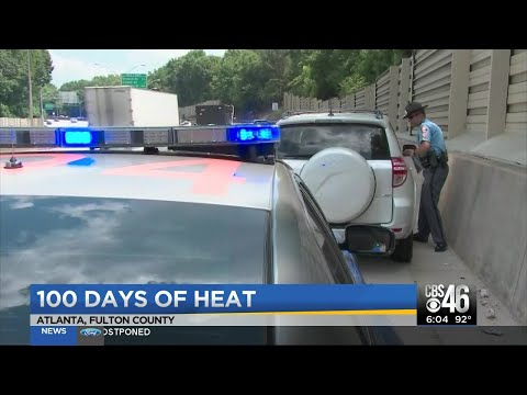 Police on patrol for Memorial Day holiday weekend