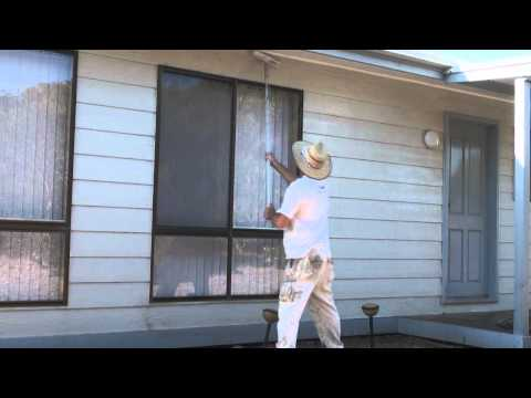 House Washing - How To Wash or Clean Walls Before Painting