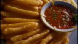 Deditos De Yuca - Yucca Fingers Or Fries