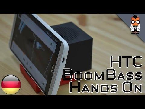 HTC BoomBass mit dem HTC One max getestet [Deutsch - German]