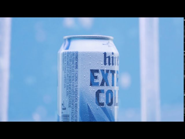 Hite Extra Cold Slow-motion TVC Production