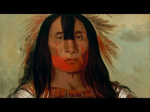 George Catlin's Indian Curiosities: A Collection Saved, Hidden, Dispersed, And Discovered