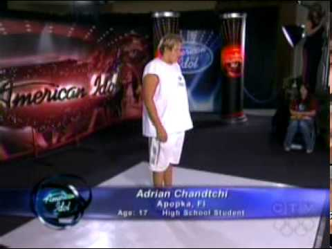 17 year old giant American Idol