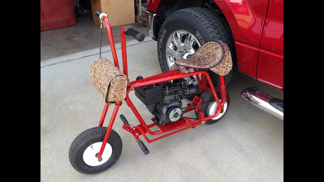 Ryantheanvil S 1970 S Mickey Rupp Minibike Youtube