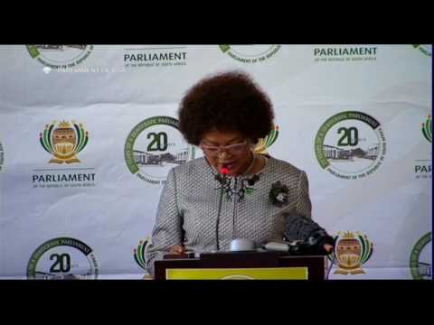 BREAKING NEWS: Mbete allows secret ballot