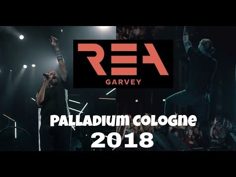 REA GARVEY - KISS ME - NEON Tourauftakt Live @ Palladium Cologne 10.9.2018 - (NEW SINGLE Full HD)