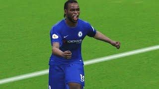 Chelsea vs Brighton | Premier League | 26 December 2017 Gameplay