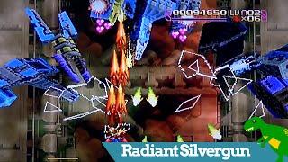 Radiant Silvergun (Sega Saturn)