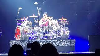 The best drum solo in the history of mankind Alex de Mana