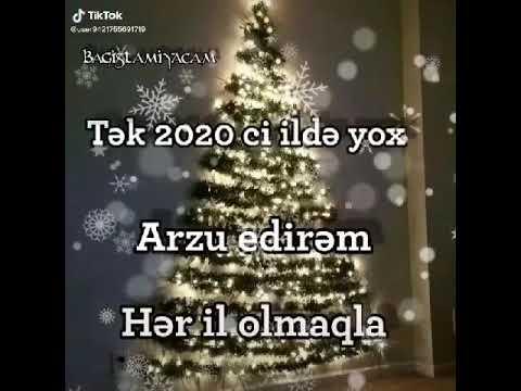 Yeni il mahnisi bayraminiz mubarek!!!!!!!!