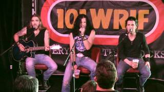 Art of Dying - Sorry (acoustic) - 101.1 WRIF Detroit
