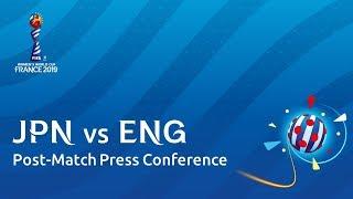 JPN v. ENG - Post-Match Press Conference