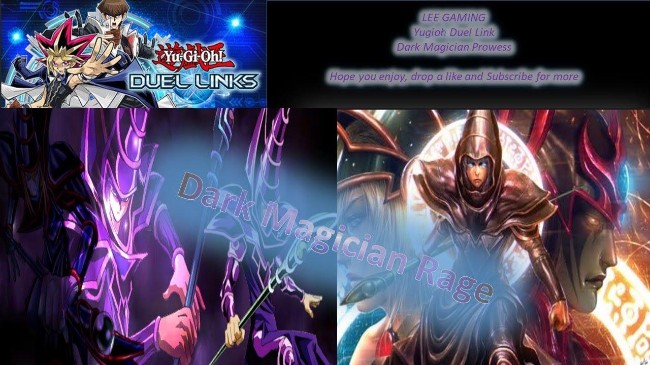 yugioh duel links dark magician deck