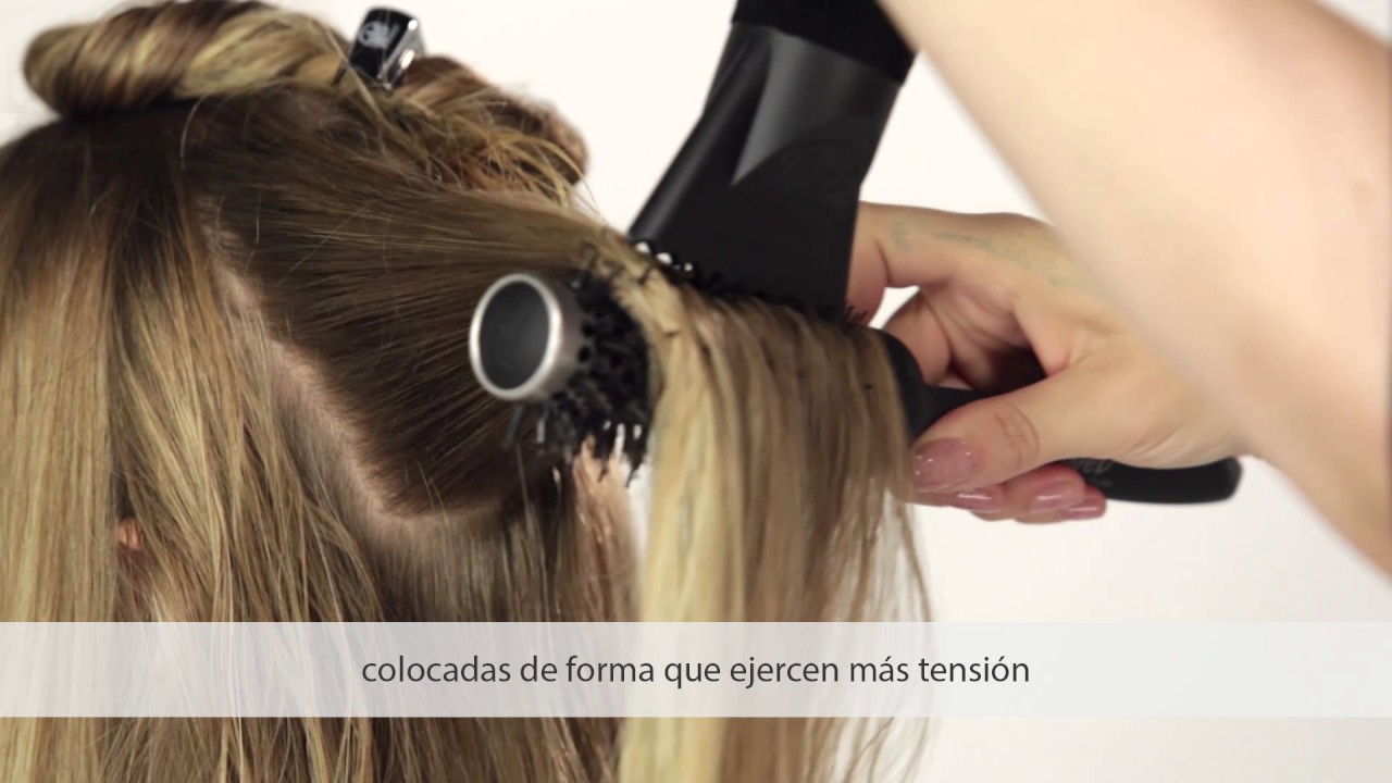 Cepillo Wet Brush Epic Professional Super Smooth Blowout - YouTube