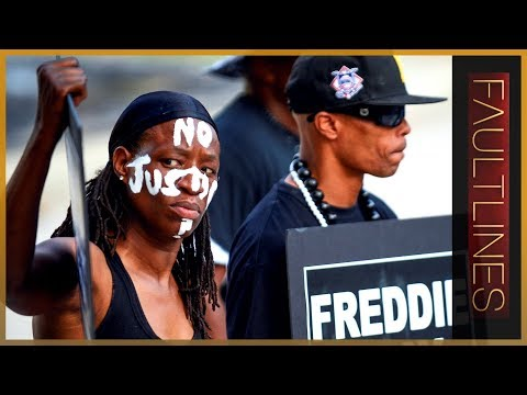 Baltimore Rising after Freddie Gray's death l Fault Lines