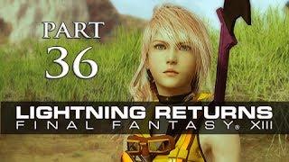 Lightning Returns Final Fantasy XIII Walkthrough Part 36 - Chocobo Eater (Gameplay Let