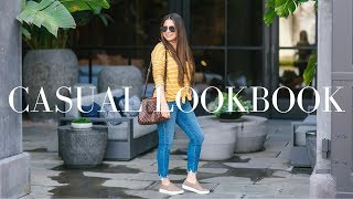 CASUAL LOOKBOOK - Spring/Summer Everyday Style | LuxMommy
