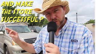 Car Lot Rescue!!! Can I Sell All these Used Cars within 90 Days? ( Selling Cars in a Small Town )